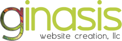 Ginasis Website Creation LLC Logo